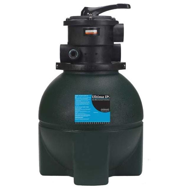 Aqua ultraviolet ultima ll 1000 aqua ultraviolet filters for In line pond filter