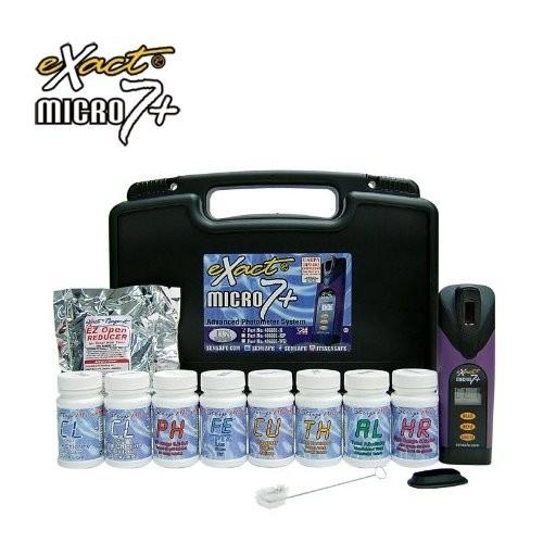 Exact micro 7 photometer kit exact micro 7 photometer for Ultimate koi clay